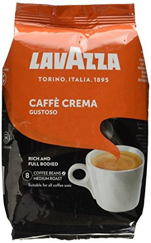 Lavazza Caffè Crema Gustoso, 1er Pack (1 x 1 kg Packung)