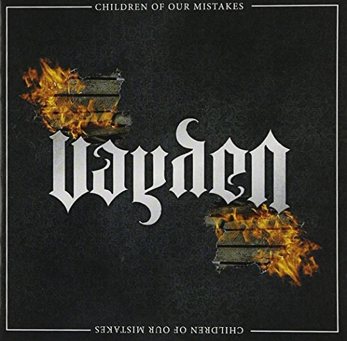 Vayden: Children of Our Mistakes (Audio CD)