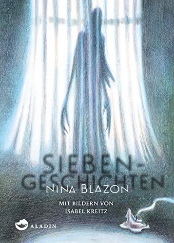 Buchseite und Rezensionen zu 'Siebengeschichten' von Nina Blazon