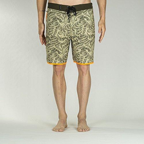 Preisvergleich Produktbild Hurley Herren Boardshorts Phantom Kanpai 18'' Boardshorts