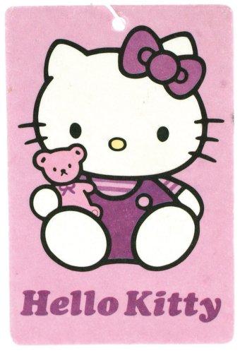 Hello Kitty 077813 Nuovo Deodorante Cartoncino Viola Frago
