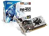 MSI R6450-MD1GD3/LP AMD Radeon HD6450 1GB graphics card - graphics cards (Active, AMD, Radeon HD6450, GDDR3, PCI Express 2.1, 2560 x 1600 pixels)
