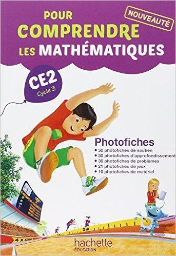 Pour comprendre les mathématiques CE2 - Photofiches - Ed. 2015 de Paul Bramand ,Antoine Vargas ,Daniel Peynichou ( 12 août 2015 )