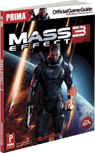 Guide officiel 'Mass effect 3'