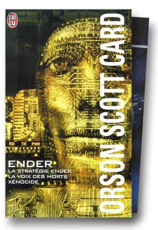 La Stratégie Ender, suivi de La Voix des morts, Xénocide (Coffret de 3 volumes)