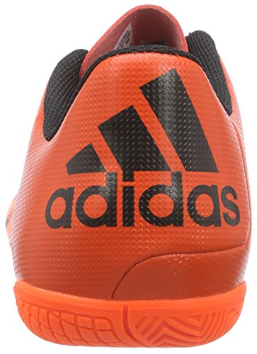 adidas Performance  X15.4 IN, Chaussures de Football homme Orange - Orange (Bold Orange/Ftwr White/Solar Orange)