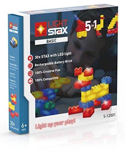 Light Stax S-12001 - Basic 5-in-1, Baukästen