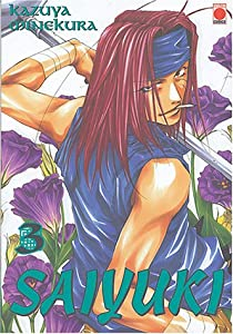 Saiyuki Edition simple Tome 3