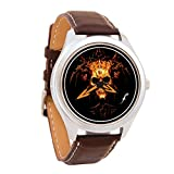 Fosters The Ghost Black & Orange Dial An...