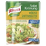 Knorr Salatkrönung Gartenkräuter Dressing 5er-Pack, 450 ml