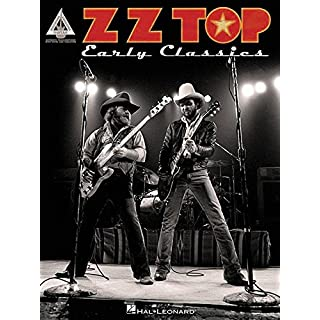 ZZ Top: Early Classics (Guitar Recorded Version) (Guitar Recorded Versions)