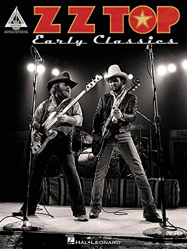 Zz top -early classics guitare (Guitar Recorded Version)