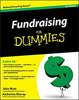 Fundraising For Dummies par [Mutz, John, Murray, Katherine]