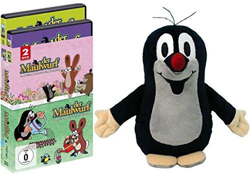 Box 3 + Pauli Plüschfigur (2 DVDs)