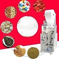 Hanchen 2-100 g de Relleno automático de partículas en Polvo para Relleno de Pesas para té, Semillas de Cereales, Alimentos y medicinas