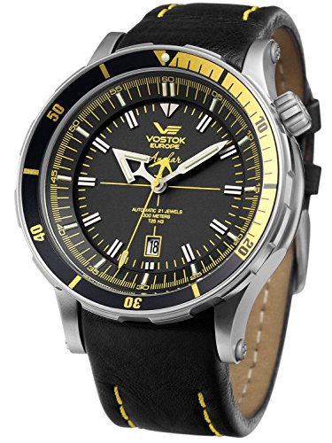 Vostok Europe Anchar Automatik Taucheruhr-Set 5105143