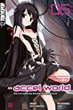 Accel World - Novel 05: Die schwebende Brücke im Sternenlicht