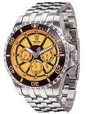 DETOMASO Herren-Armbanduhr San Analog Automatik DT1065-A