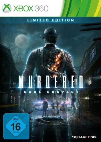 Für Mystery-spiele Xbox 360 (Murdered: Soul Suspect - Limited Edition - [Xbox 360])