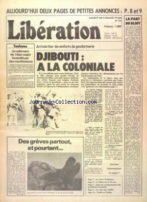LIBERATION [No 444] du 31/05/1975