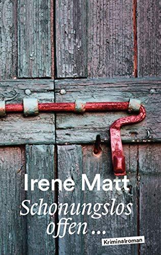 Buchseite und Rezensionen zu 'Schonungslos offen' von Irene Matt