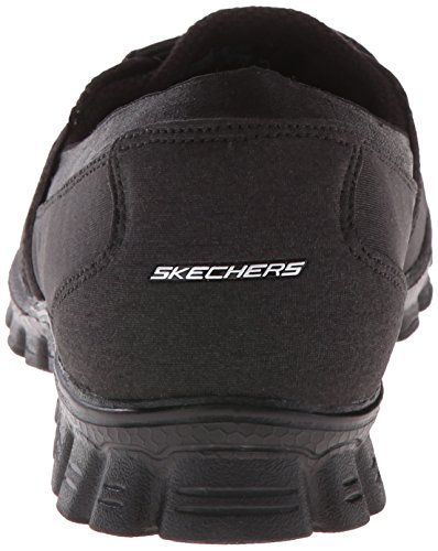 Skechers Ez Flex 2Ringer, Scarpe da Ginnastica Donna Nero (Nero (Bbk))