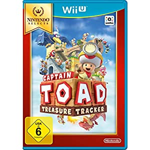 Captain Toad: Treasure Tracker – Nintendo Selects – [Wii U]