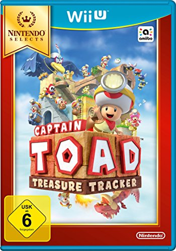 Captain Toad: Treasure Tracker - Nintendo Selects - [Wii U]