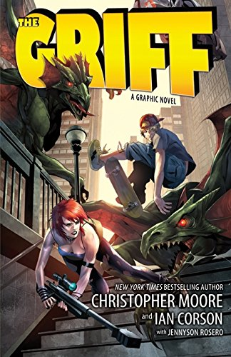 The Griff: A Graphic Novel (Griff Schnell)