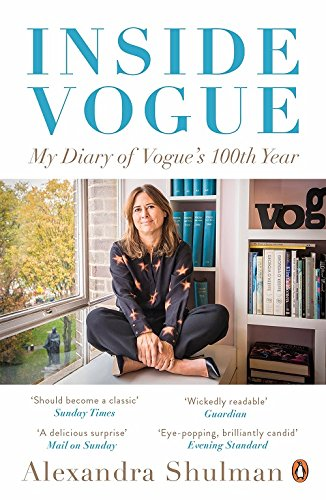 Inside Vogue : A Diary of My 100th Year