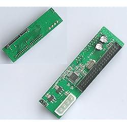 PATA IDE zu SATA-Festplatte Konverter-Adapter für 3.5 / 2.5 HDD DVD