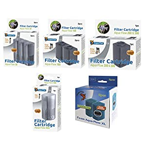Superfish Aqua-Flow 200 & 300 Easy Click Cartridge 150g