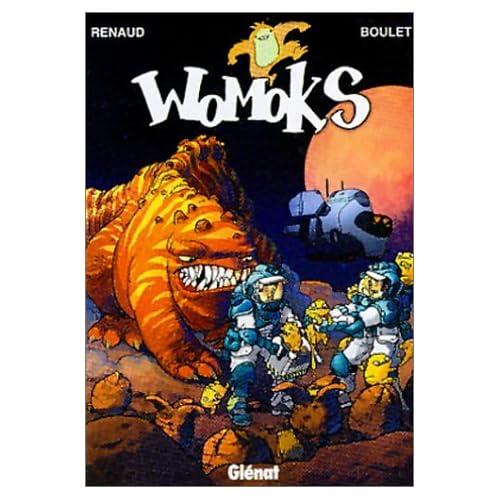 Womoks, Tome 1 : Mutant suspend ton vol