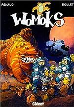 Womoks, Tome 1 - Mutant suspend ton vol de Boulet