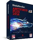 Bitdefender Antivirus Plus 2016 - 3 PC  1 Jahr - (Lizenz)