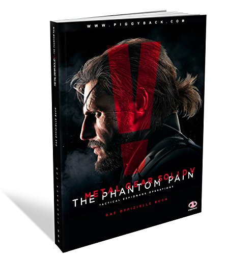 Metal Gear Solid 5 - The Phantom Pain (Offizielles Lösungsbuch) (Pc Mgs)