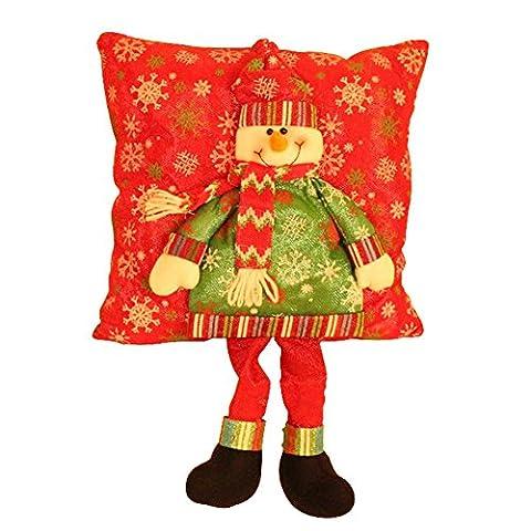Snowman Gonflable - Décorations de Noël à la mode Coussin