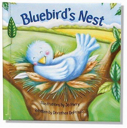 Bluebird's Nest by Dorothea DePrisco (2006-08-30)