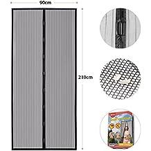 sekey cortina magntica recia de puerta a prueba de mosquito para puertas de madera puertas de hierro puertas de aluminio puertas metlicas