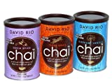 Chai Tea 3 er Set Orca Spice, Tiger Spice, Elephant Vanille