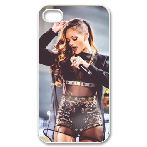 LP-LG Phone Case Of Rihanna For Iphone 4/4s [Pattern-6] Pattern-6
