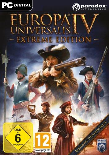 Europa Universalis 4 Extreme Edition