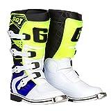 Gaerne Kids Motocross-Stiefel SG-J Weiß Gr. 37
