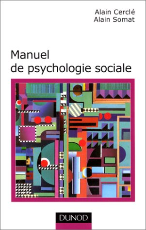 MANUEL DE PSYCHOLOGIE SOCIALE