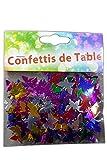 Coriandoli Irises, 14 g, motivo: farfalle