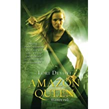 (AMAZON QUEEN ) By Devoti, Lori (Author) mass_market Published on (04, 2010)