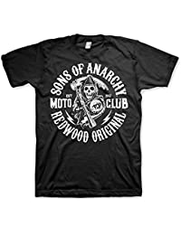 Sons of Anarchy Moto Reaper Official T-Shirt Large