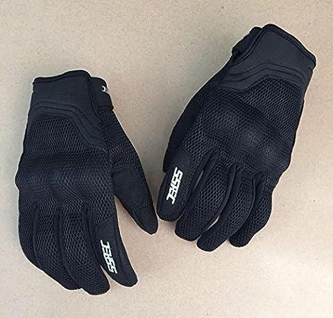 Downhill Handschuhe Fox Motorrad/Fahrrad Fitness Herren Damen Fell und Leder