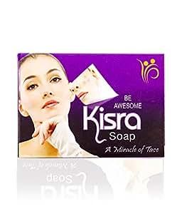 Kisra Soap, 75g (Pack of 3)