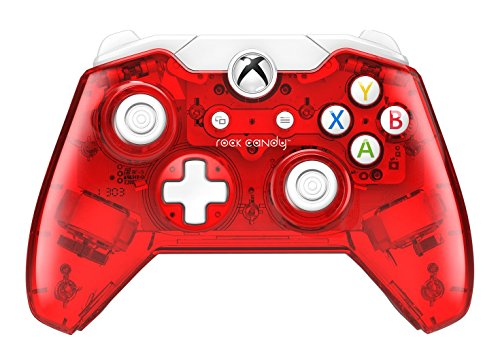 Xbox One Controller Rock Candy - rot - [Xbox One]
